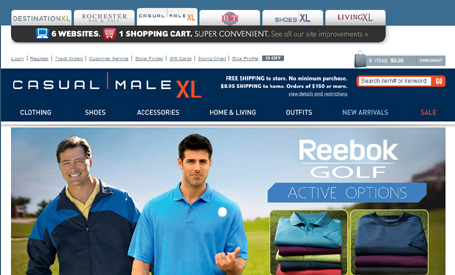 Free printable coupons for casual male xl