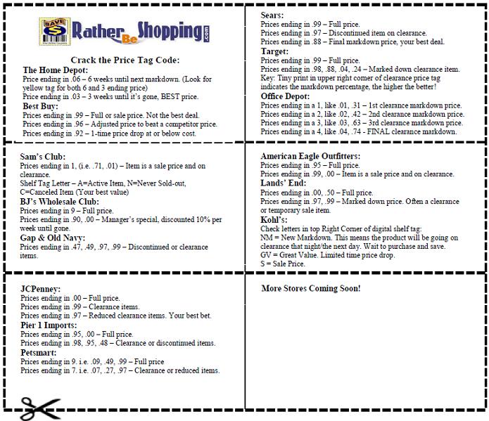 Click to Print Cheat Sheet
