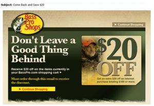 Frugal Hack #5: Abandon Your Virtual Shopping Cart & Score a Deal