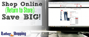 Frugal Hack #23: Order Online, Return Item to Store, Save Serious Money