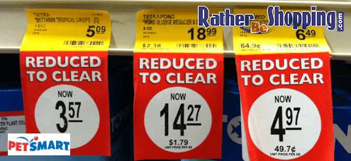 Petsmart Price Tag