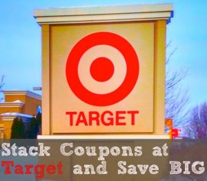 Learn How To Stack Coupons at Target and Save Big