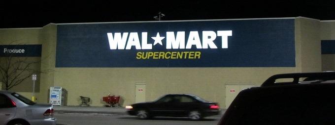 Walmart Closing