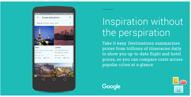 Frugal Hack #34: Use New Google Tool To Score Great Travel Deals