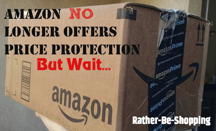 Amazon No Longer Offers 7-Day Price Protection (But Not All Hope Is Lost)