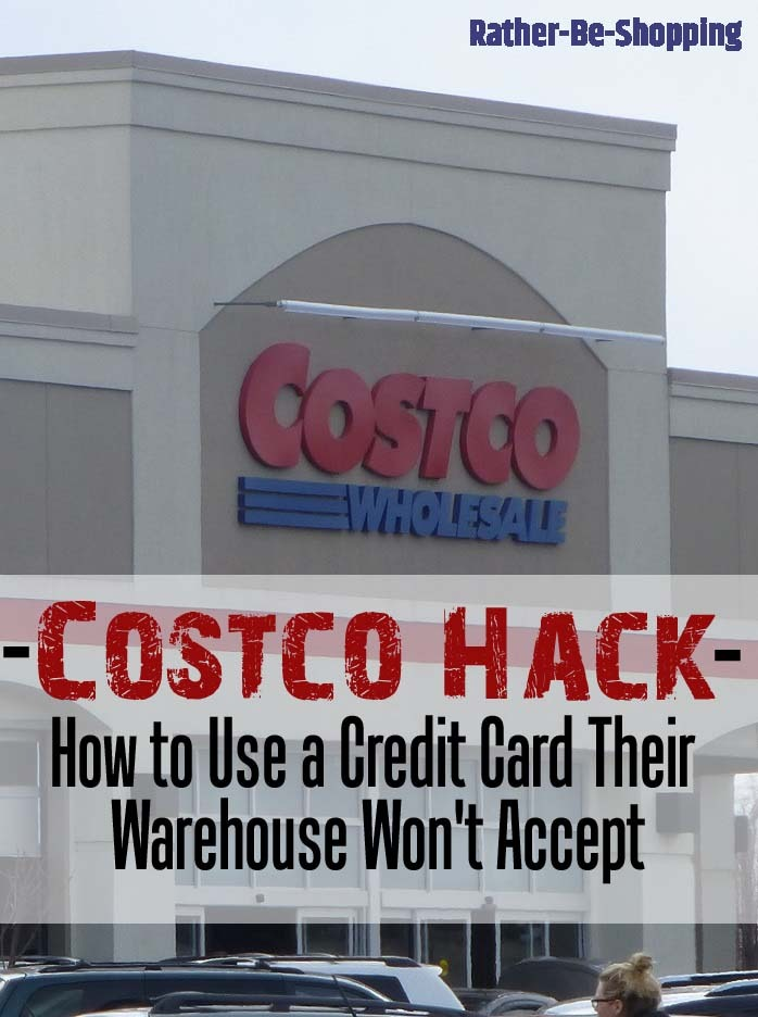 Shop at Costco.com and Use a Credit Card Their Warehouses Won't Accept