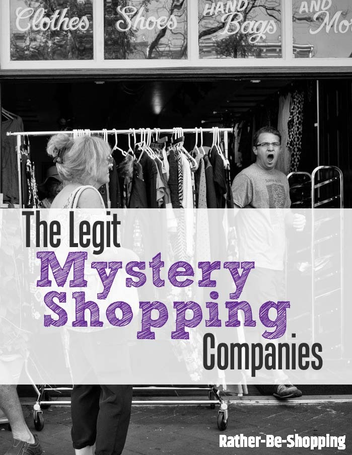 Best Mystery Shopping Jobs: The Legitimate Companies to Work For