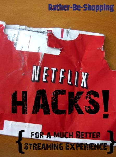4 Netflix Hacks You Need To Start Using...Like Right NOW