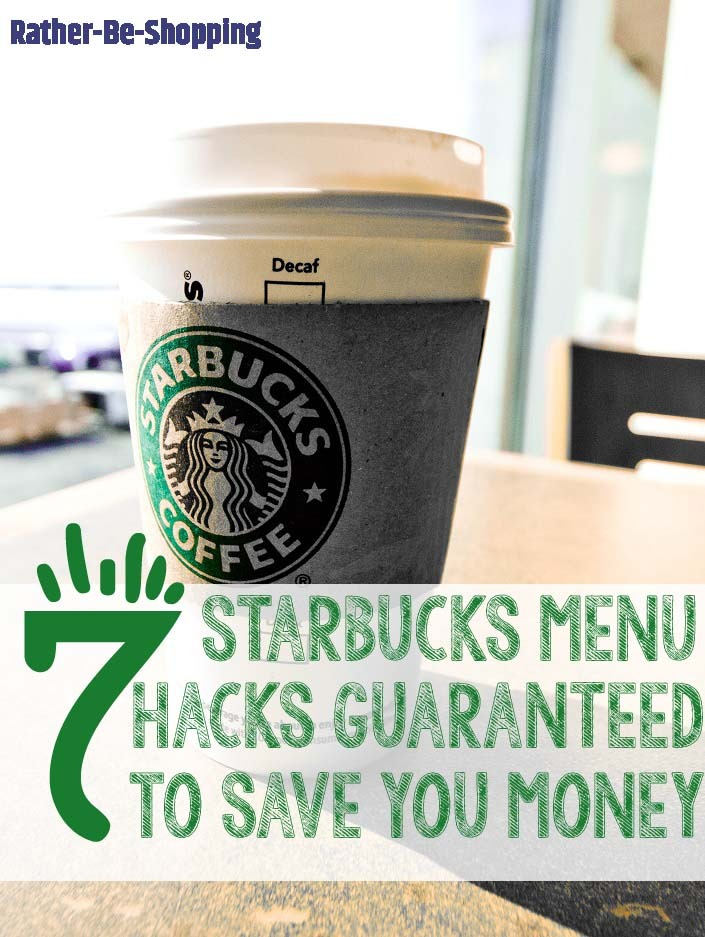 The 7 Starbucks Menu Hacks Guaranteed To Save You Money