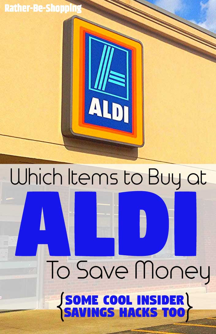 The 8 Items to Buy at ALDI and Hacks To Maximize Your Savings