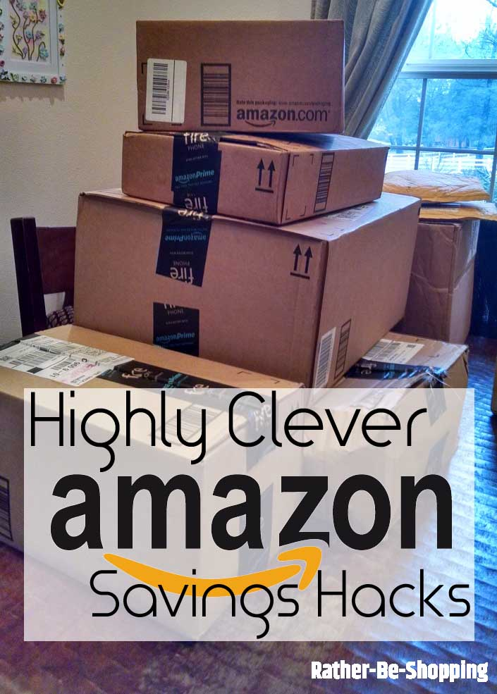 3 Clever Amazon Hacks You Had No Idea Existed