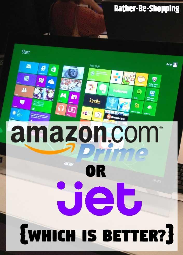 Amazon Prime Vs. Jet.com: Which Service is Better