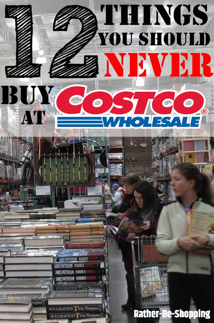 The 12 Things You Should Never Buy at Costco (Find Better Deals Elsewhere)