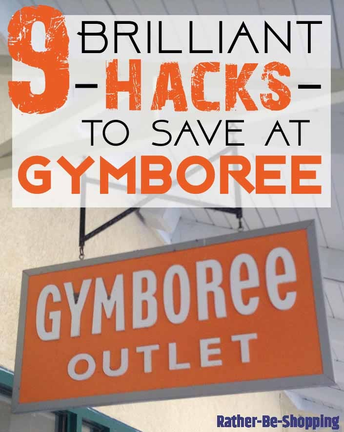 9 Brilliant Hacks to Save Money at Gymboree (Plus 25% Off Your First Order)