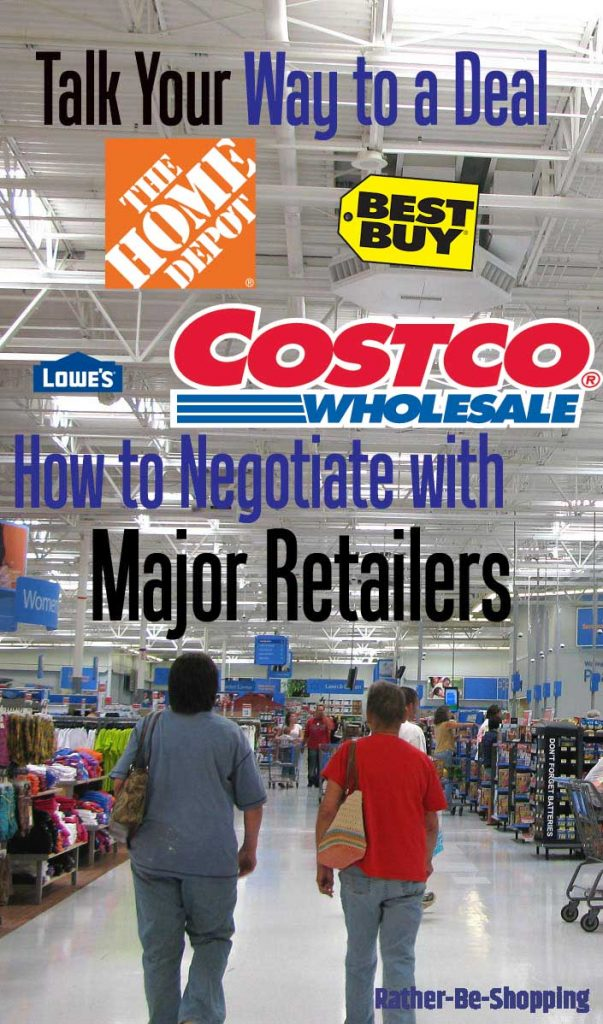 Talk Your Way to a Deal: How to Negotiate at These Major Retailers