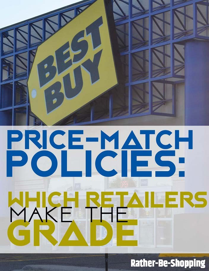 Price-Match Policies: Which 14 Retailers Make the Grade?