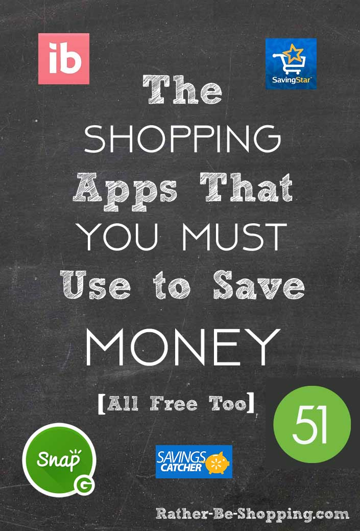 9 Shopping Apps That You MUST Use to Save Money