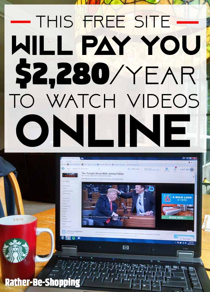 This Site Will Pay You $2,280/Year to Watch Videos Online