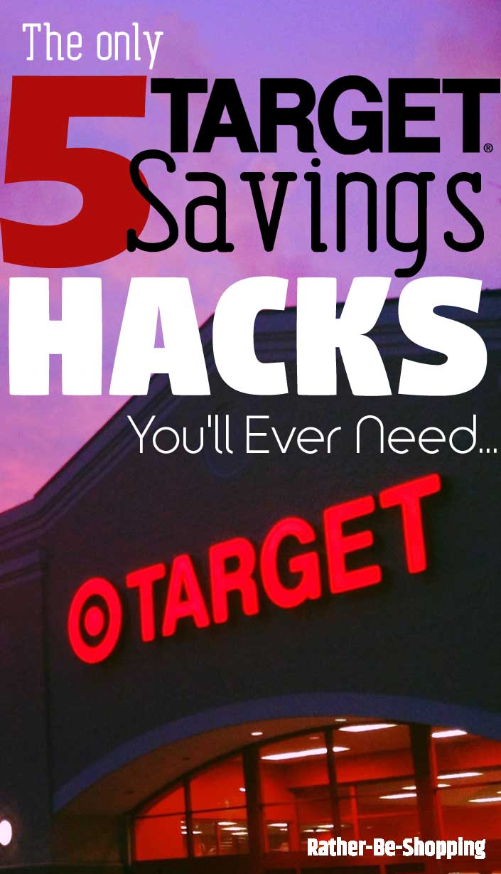 Target Shopping Hacks: 5 Guaranteed Ways to Save Money