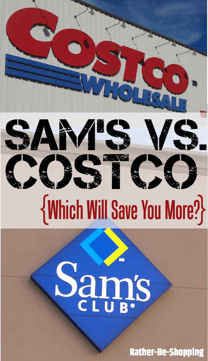 Sam's Club Vs Costco: Which Warehouse Club Will Save You More?