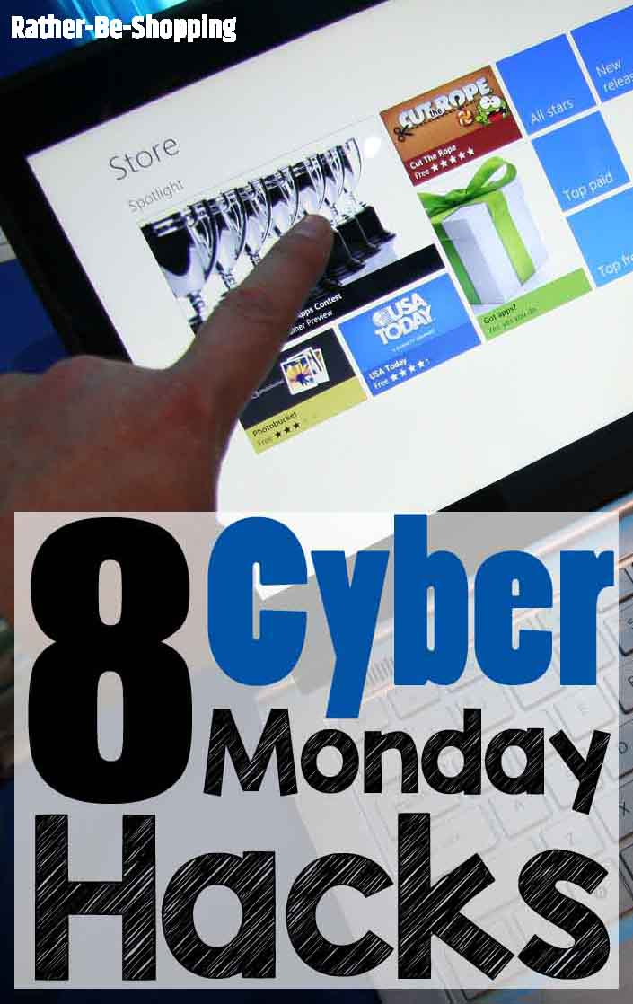 8 Insider Tips You Need to Know to Save BIG on Cyber Monday