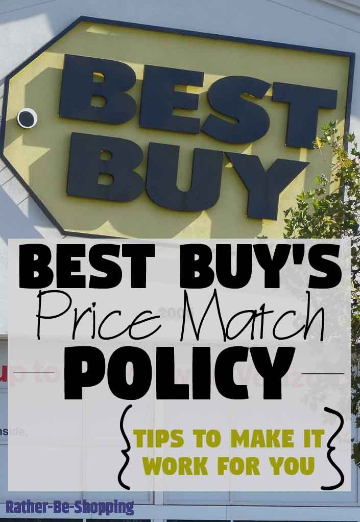 The Best Buy Price Match Policy: Tips To Help You Save BIG