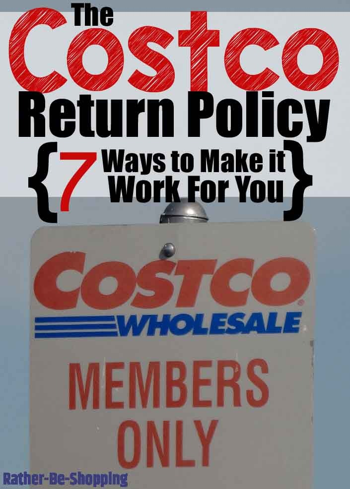 Costco Return Policy: 12 MUST Knows Before You Shop In The Warehouse