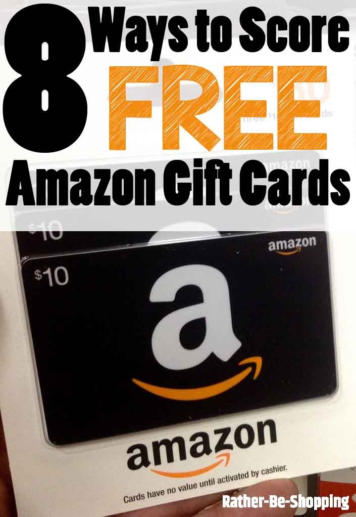 8 Awesomely Legit Ways to Score Free Amazon Gift Cards