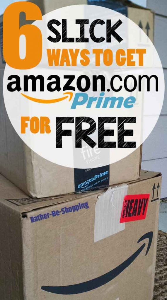 6 Out-Of-The-Box Ways to Score Amazon Prime for Free or Cheap