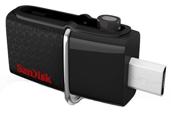 SanDisk Ultra 64GB USB 3.0 OTG Flash Drive