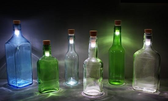 SUCK UK Original Bottle Light