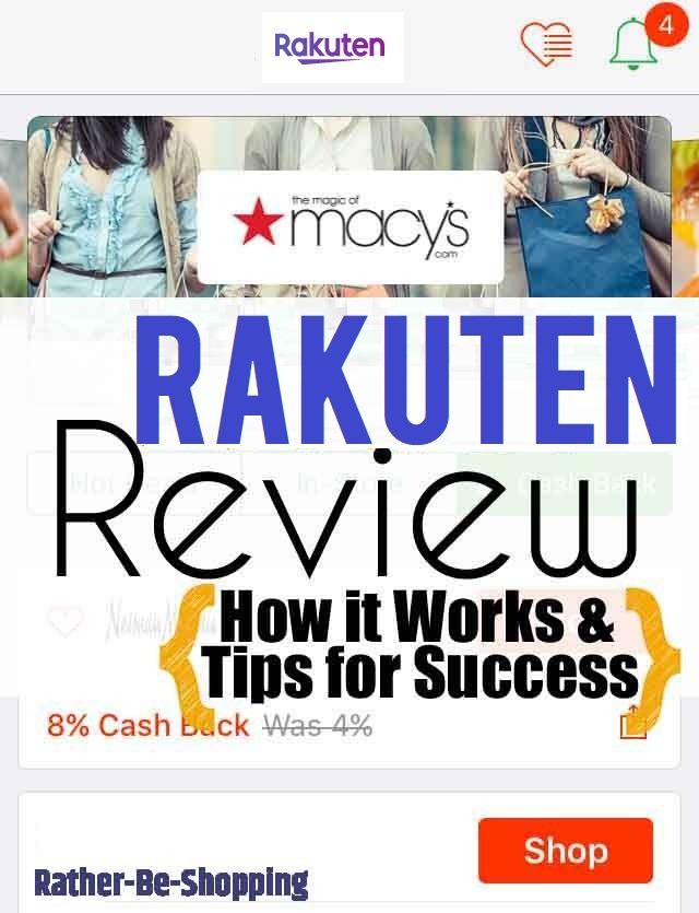 Rakuten Review: Is It Legit? How Does It Work? (Plus Some Insider Tips for Success)