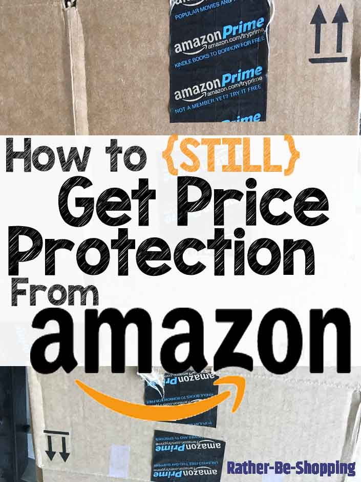 Shop 3rd Party Sellers on Amazon to Get Price Protection