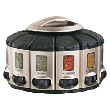 Kitchen Art Professional Select-A-Spice Auto-Measure Carousel