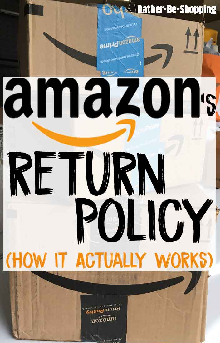 Amazon Return Policy: No More Confusion, Here's EXACTLY How It Works