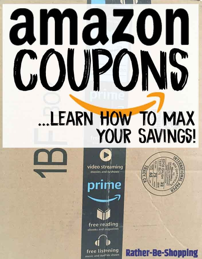 Amazon Coupons: Where To Find Them and How They'll Save You Money