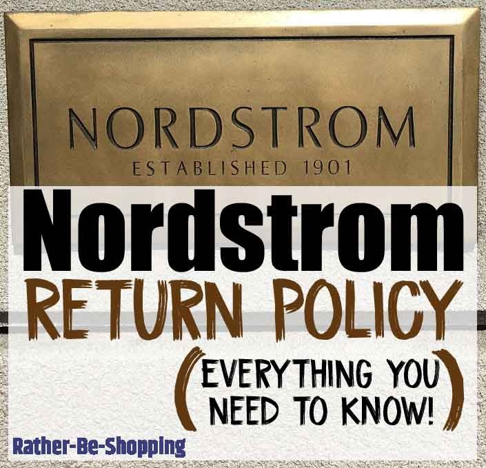 Nordstrom Return Policy: Answers to Your 8 Biggest Questions