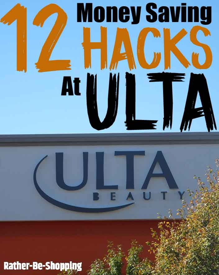 12 Ridiculously Easy Ways to Save Money at Ulta Beauty