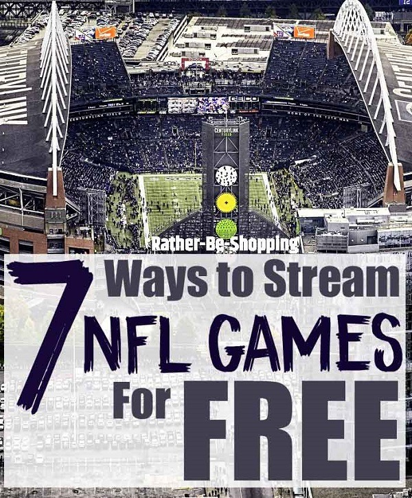 2020 Season: 7 Killer Ways to Live Stream NFL Games for Free (or Really Cheap)