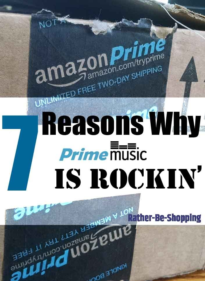 Amazon Prime Music: 7 Reasons the Service is Finally Rockin' and Rollin'