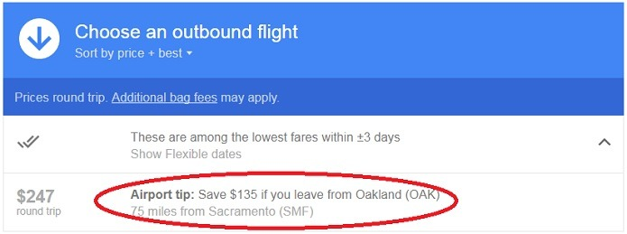Airport Changes That Save You Cash