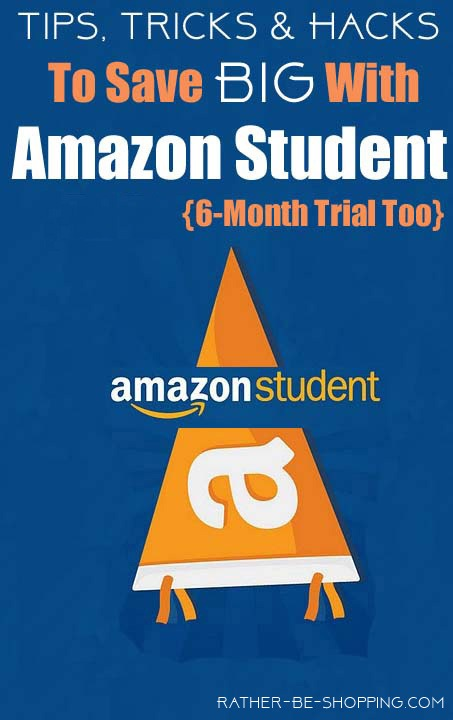 Amazon Prime Student Money-Saving Hacks