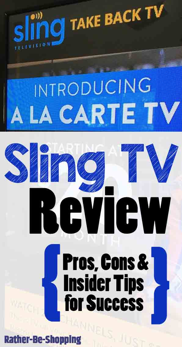 Sling TV Review: The Pros and Cons + Insider Tips for Success