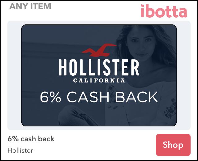Ibotta Online Shopping