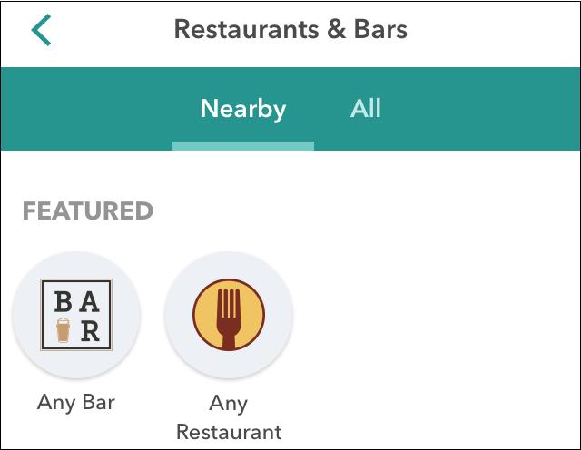 Ibotta Restaurant Deals