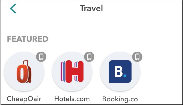 Ibotta Travel