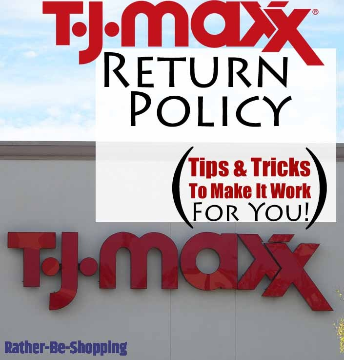 TJ Maxx Return Policy: Tips and Tricks to Make It Work For You