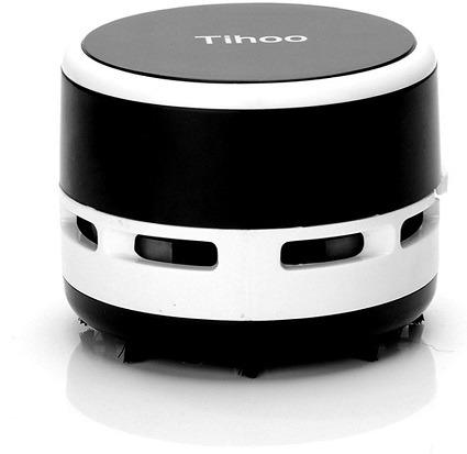 Tihoo Mini Table Dust Vacuum Cleaner