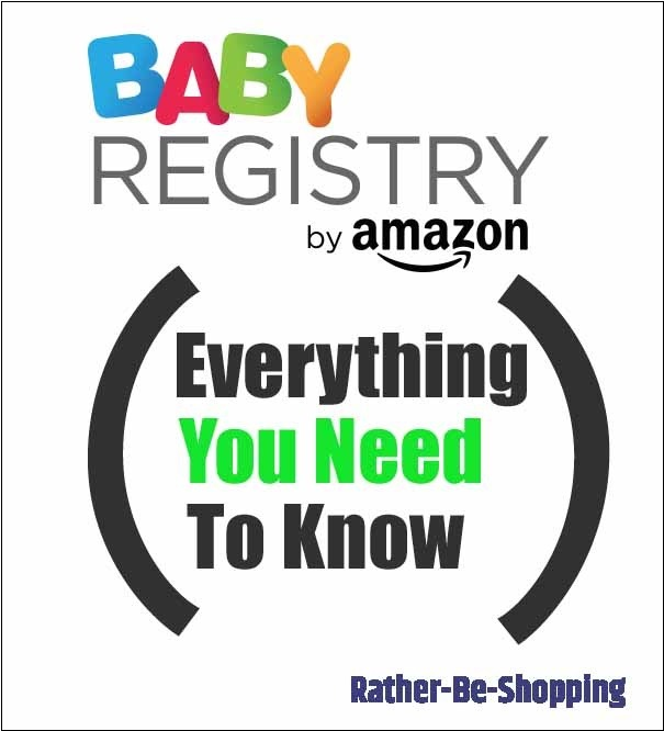Amazon Baby Registry: 7 Tricks to Save Money and Win at Life