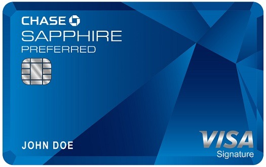 Chase Sapphire Preferred Visa